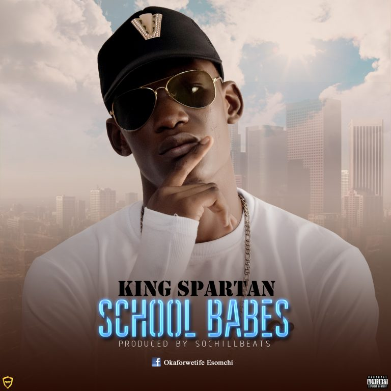 King Spartan – School Babes