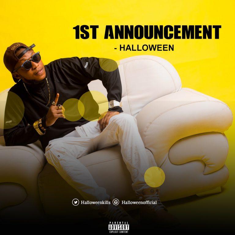 Halloween – 1st Announcement
