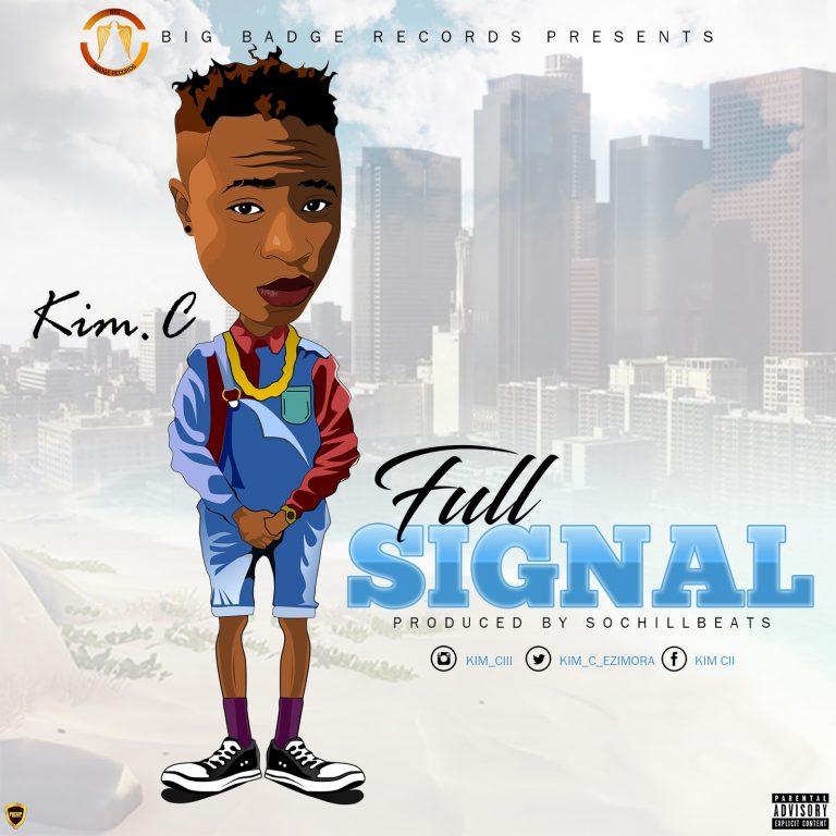(AUDIO) Kim C – Full Signal