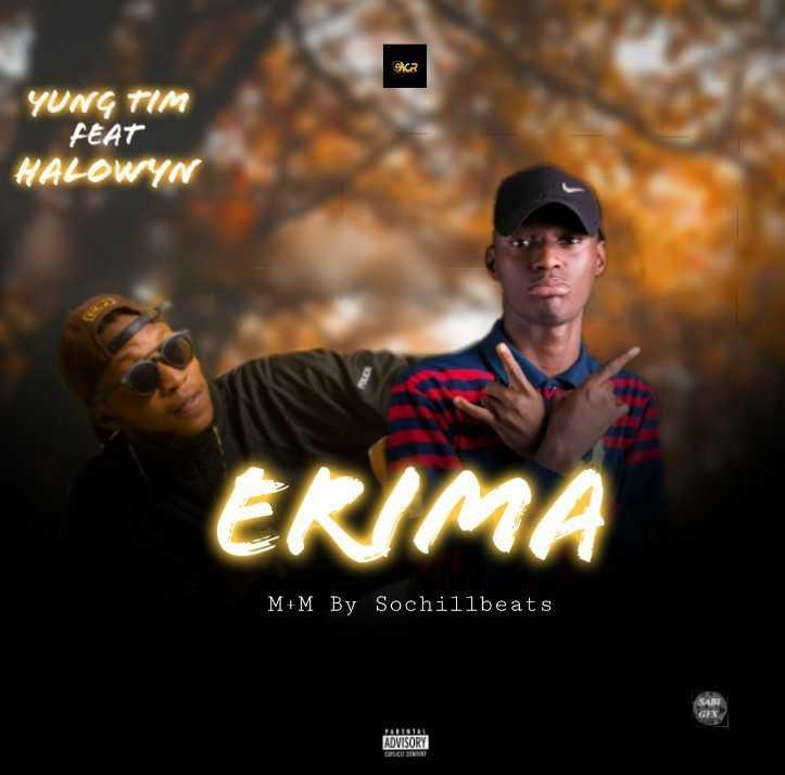 (MUSIC/AUDIO): Yung Tim × Halowyn – Erima