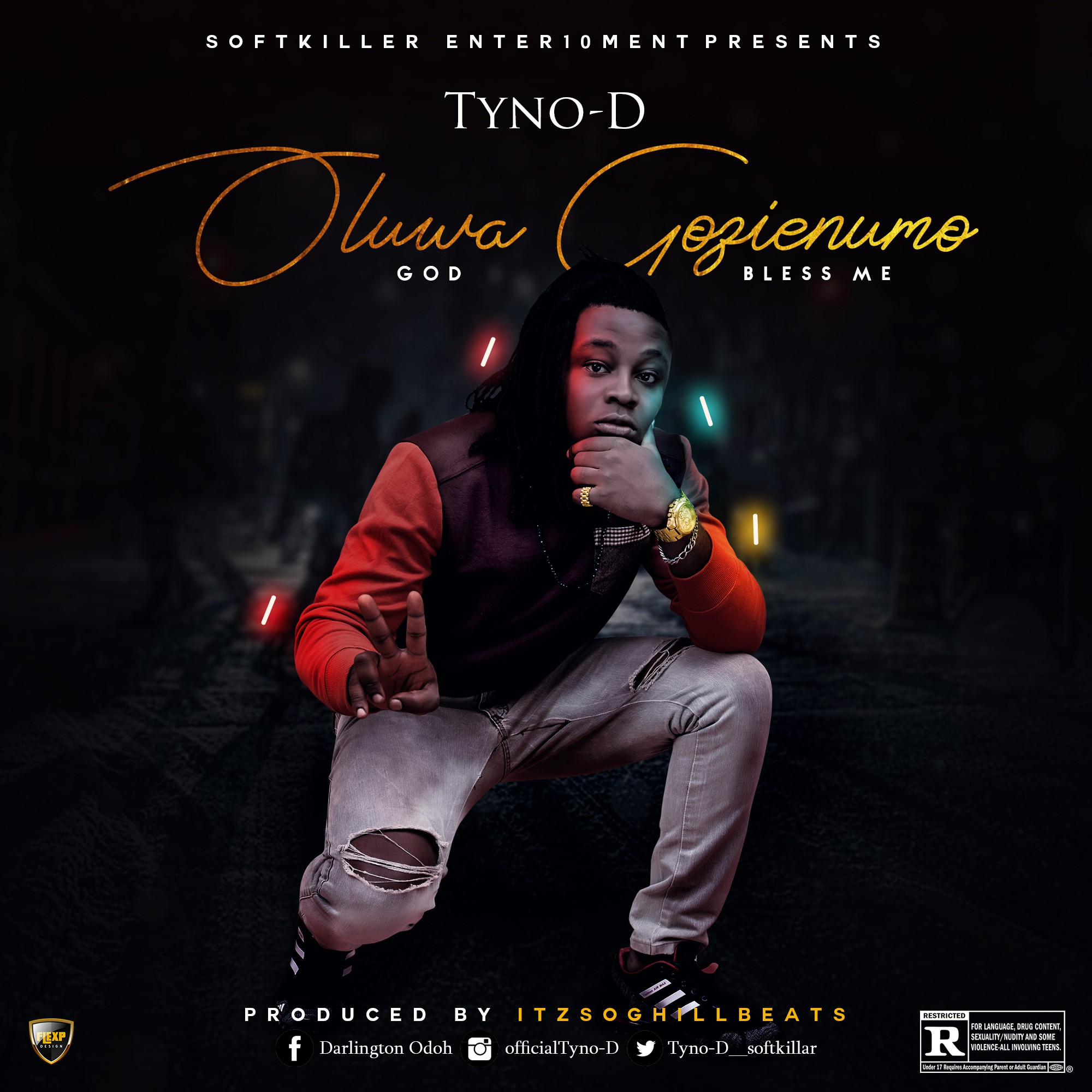 (MUSIC/AUDIO): Tyno-D – Oluwa Gozienumo(God Bless Me)