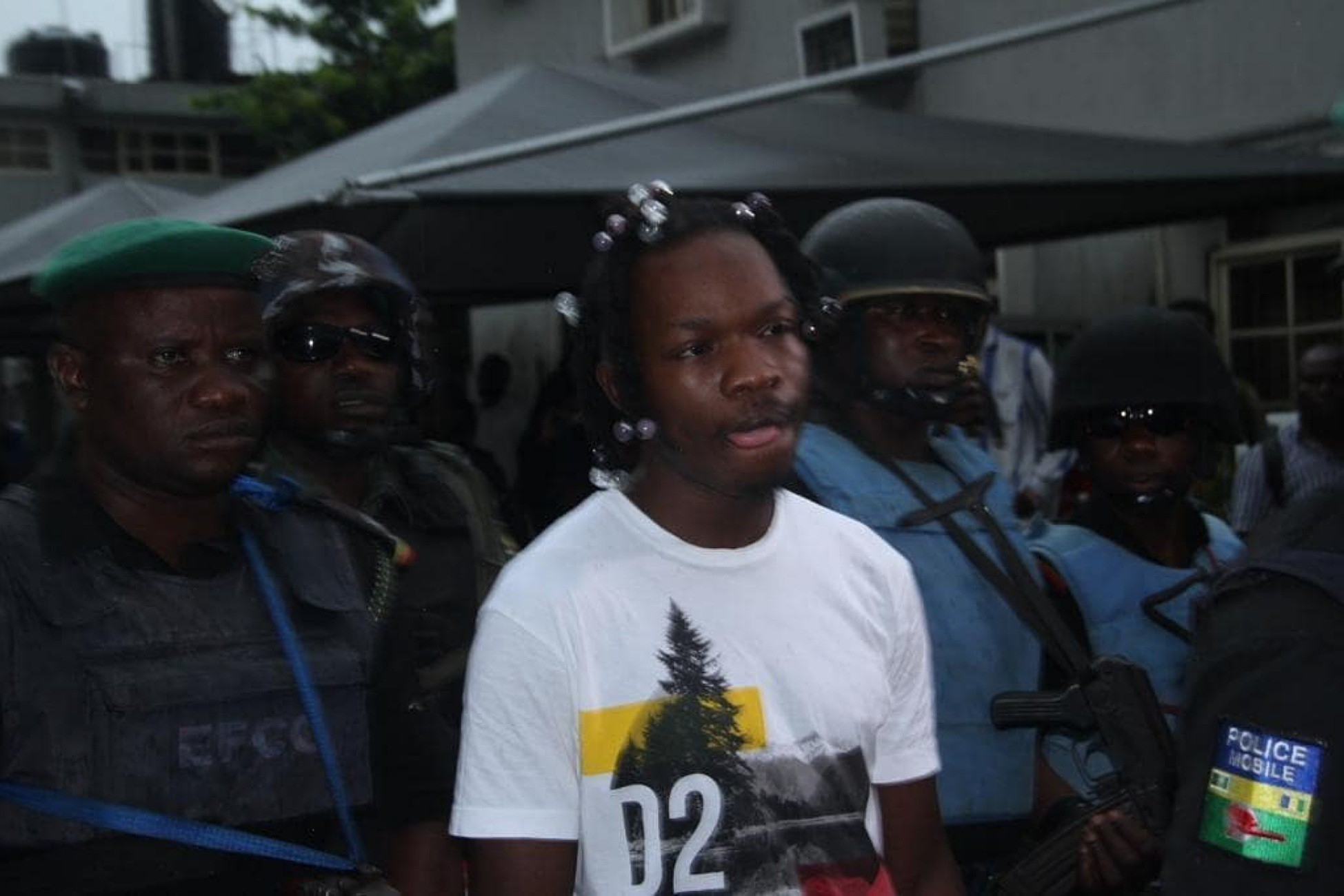 (UPDATE): Naira Marley Arraigned, Remanded In Prison Custody