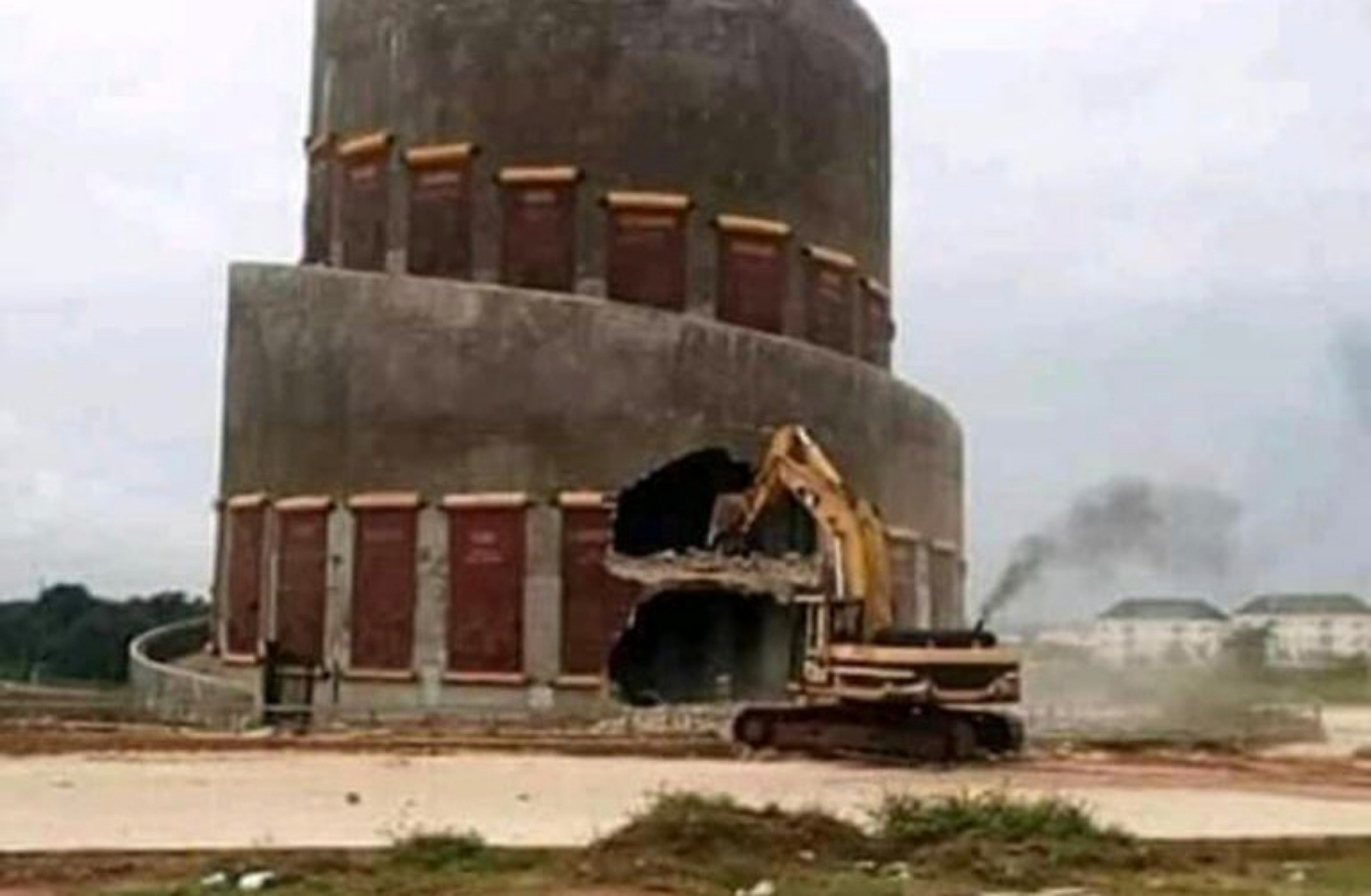 Imo State New Government Has No Hand In Demolition Of Akachi Statue