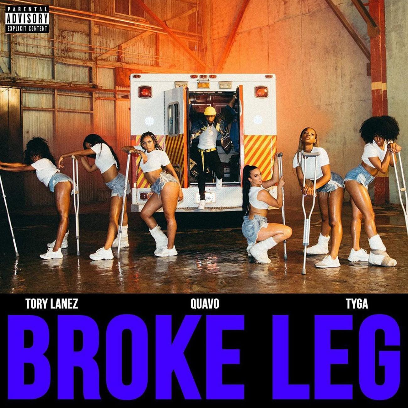 [INSTRUMENTAL] Tory Lanez – Broke Leg Ft Quavo x Tyga (Prod. by HitSound)