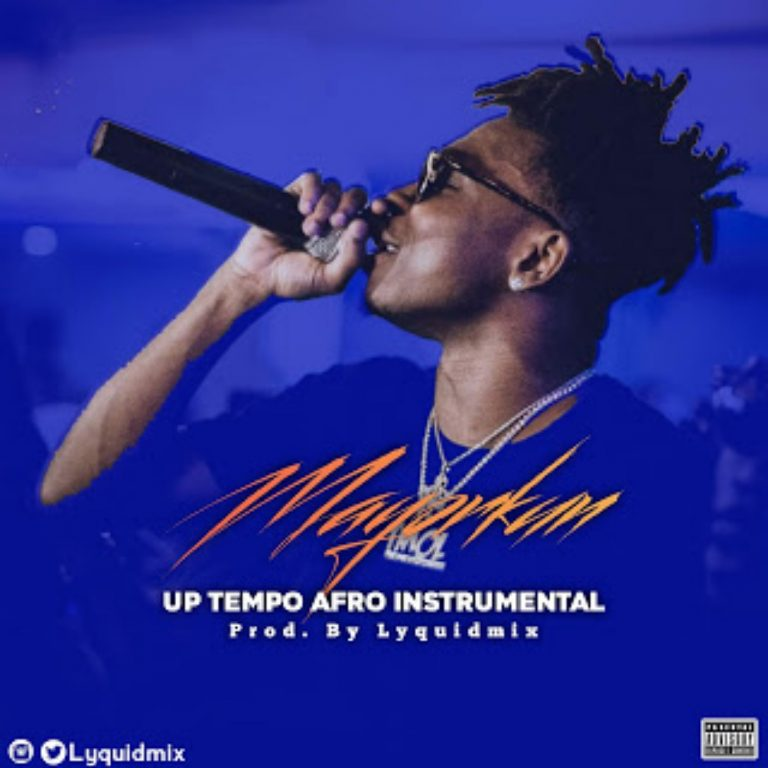 [FREEBEAT] Mayokun High Tempo Afro Instrumental(Prod. By Lyquidmix)
