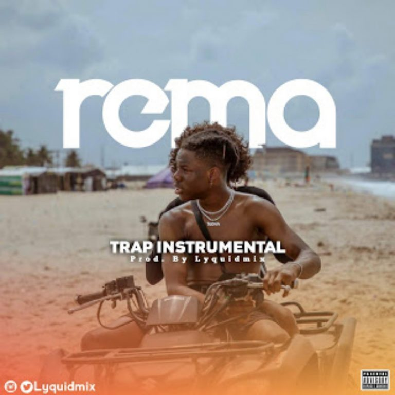 [FREEBEAT] Rema Type Trap Afro Instrumental (Prod. By Lyquidmix)