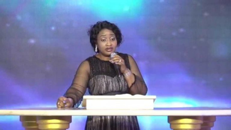 COZA: Pastor Fatoyinbo's Wife Defends Her Husband