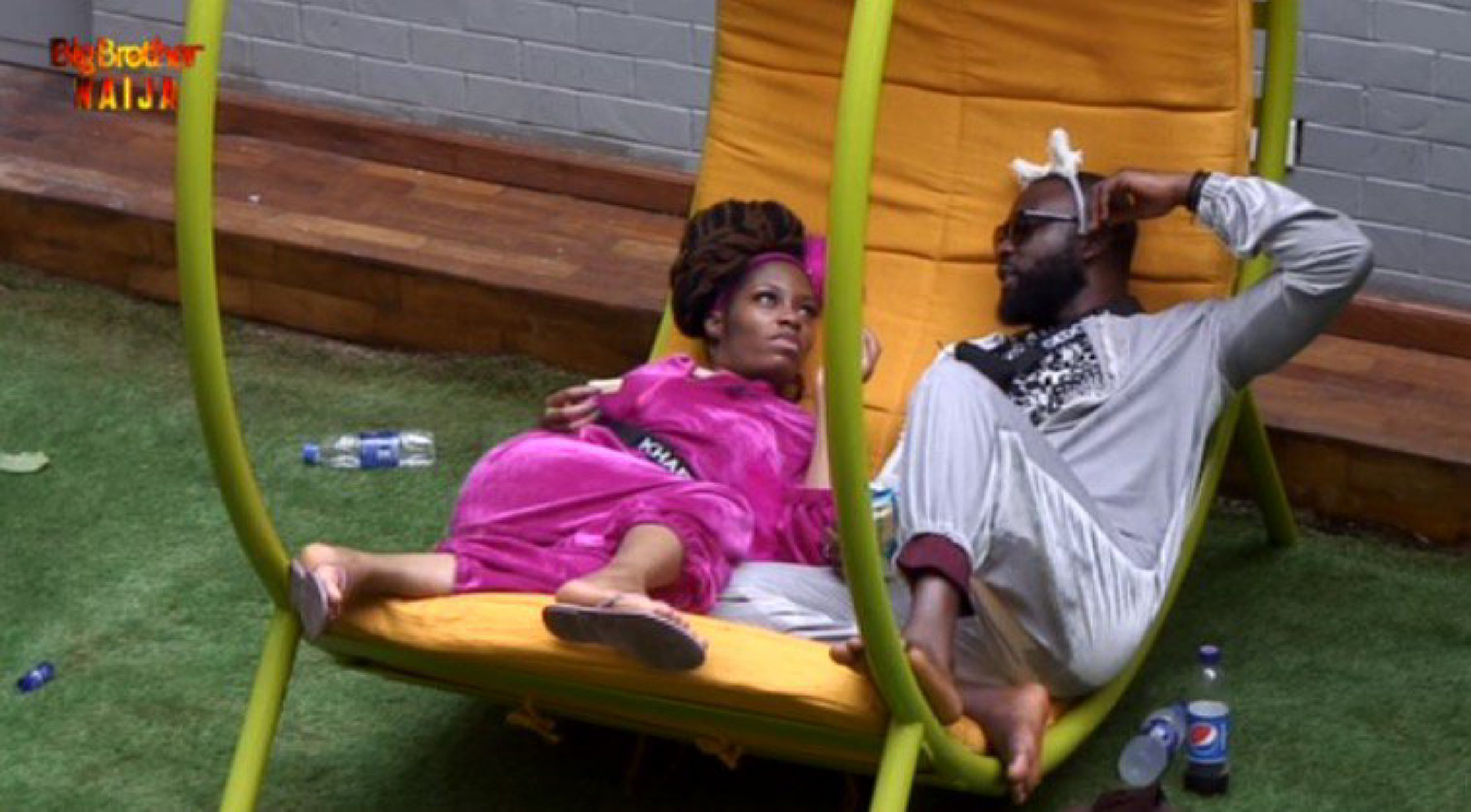 Big Brother 2019: Day 9: Housemates First Wager, Esther And Thelma Quarrel And More