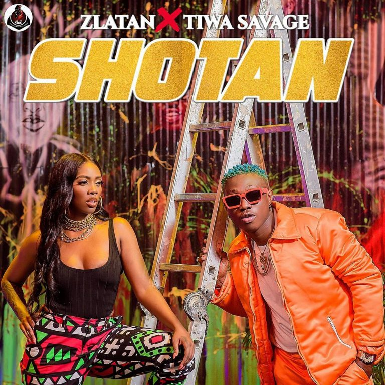 [INSTRUMENTAL] Zlatan – Shotan Remake ft. Tiwa Savage – Prod. By Mykah