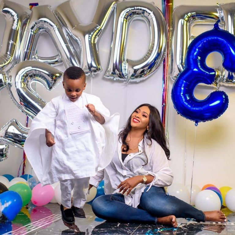 Ubi Franklin Lavished His Son With Emotional Birthday Letter