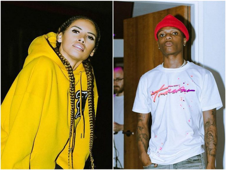 Wizkid And Third Baby Mama Part Ways Due To Physical Assault