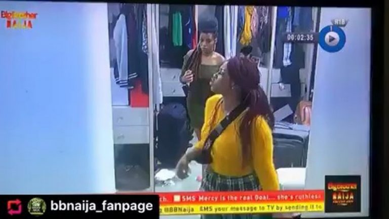 Big Brother Naija 2019: Viewers React On The Video Of Tacha Insulting Mike And Omashola