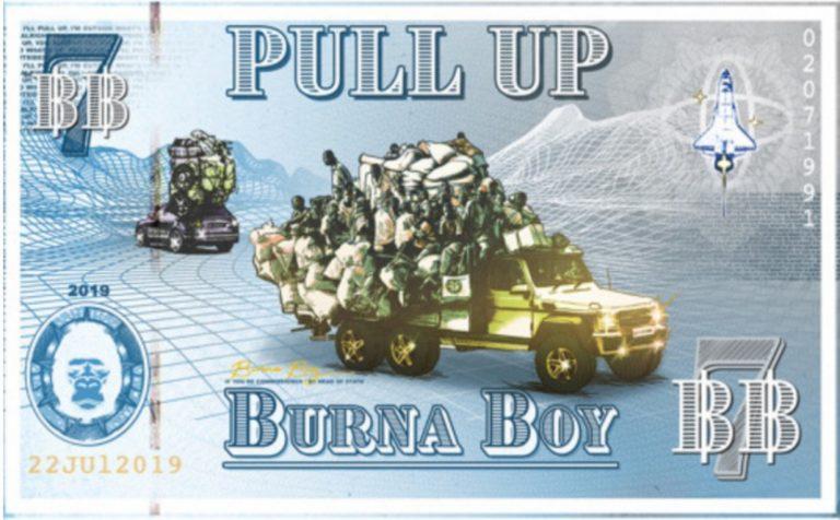 [INSTRUMENTAL] Burna Boy – Pull Up (Prod. by MYKAH)