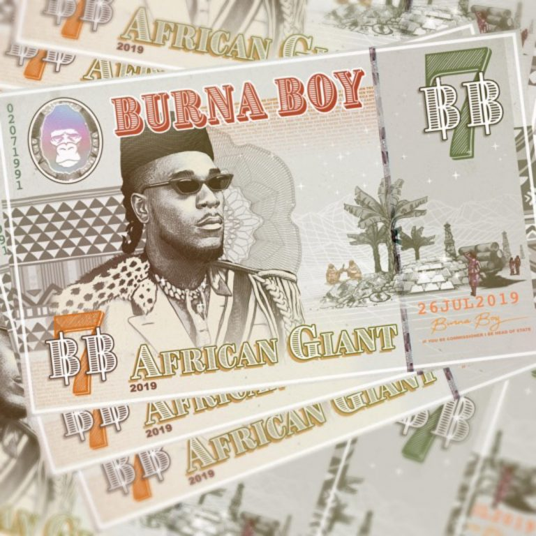 Burna Boy African Giant: album review