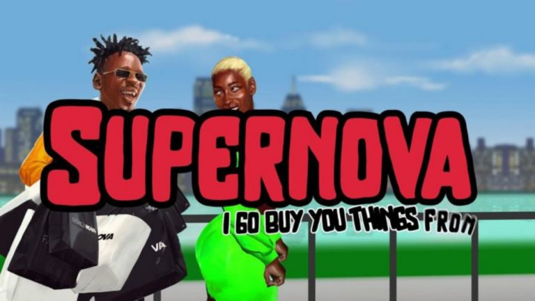 [INSTRUMENTAL] Mr Eazi – Supernova Remake – Prod By Mykah