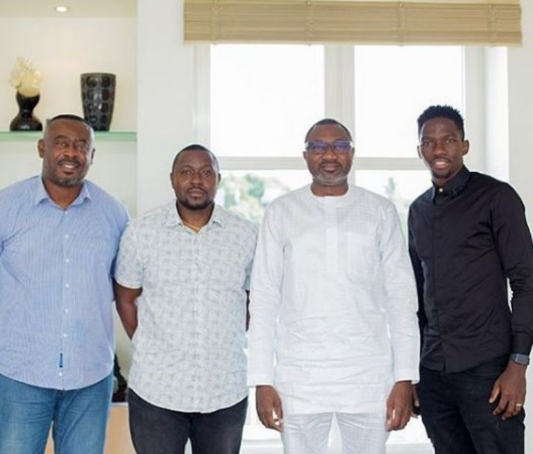 Billionaire businessman, Otedola gifts Super Eagles $25,000 per goal scored in AFCON