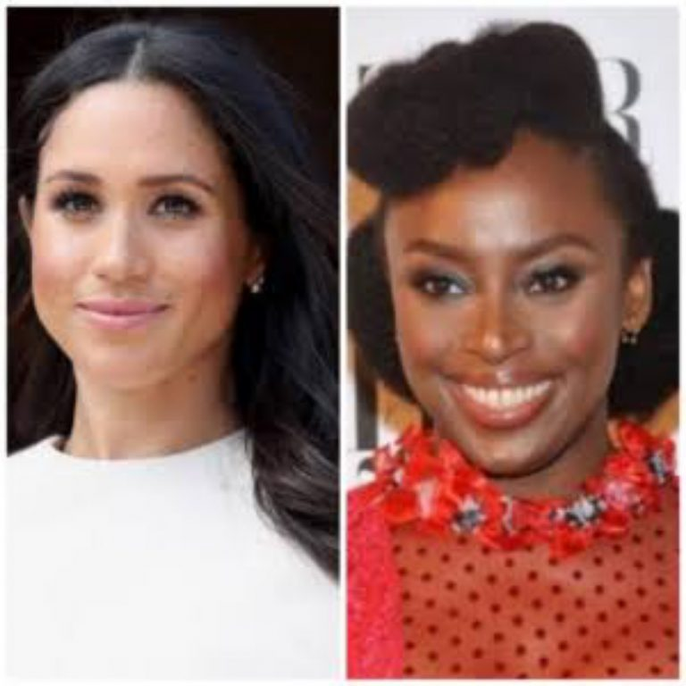 Duchess, Meghan Markle to feature Chimamanda Ngozi Adichie on Vogue Magazine