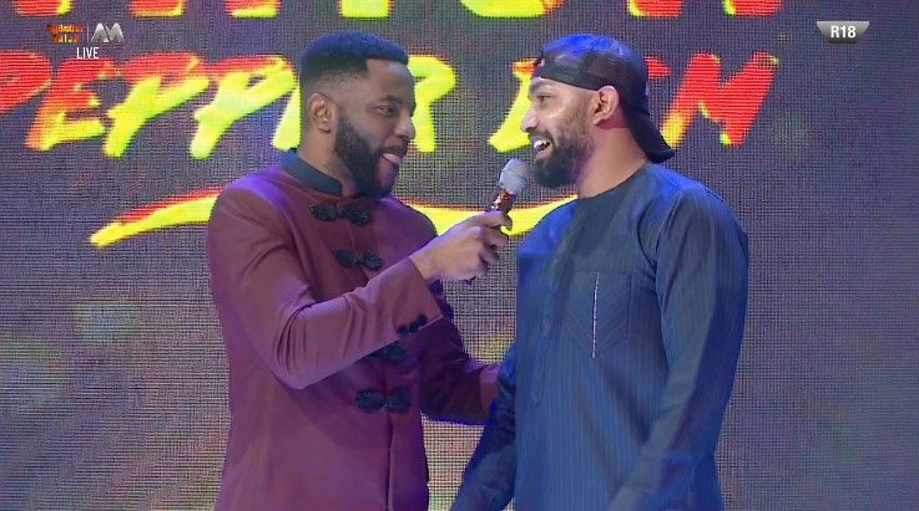 Big Brother Naija 2019: Jeff is evicted from the house