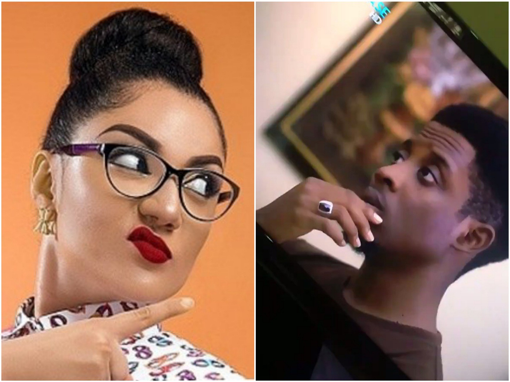 Gifty blasts Big Brother for not punishing Seyi