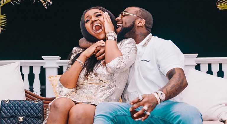 Chioma is pregnant for Davido; fans saw in a viral video