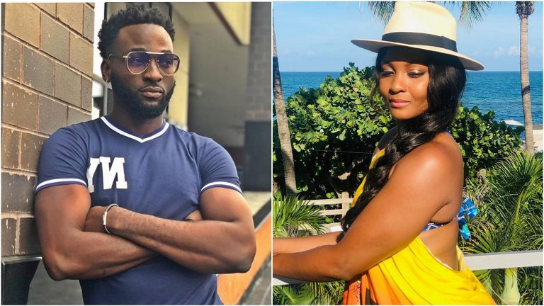 Osas Ighodaro removes husband Gbenro Ajibade's name from her Instagram profile