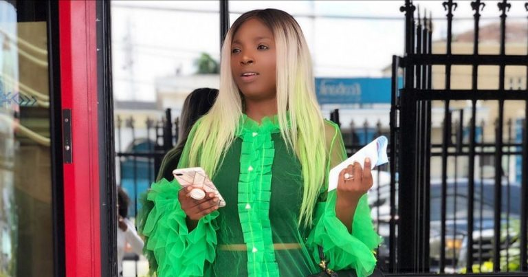 I stay young and beautiful because I only mind my business – Annie Idibia