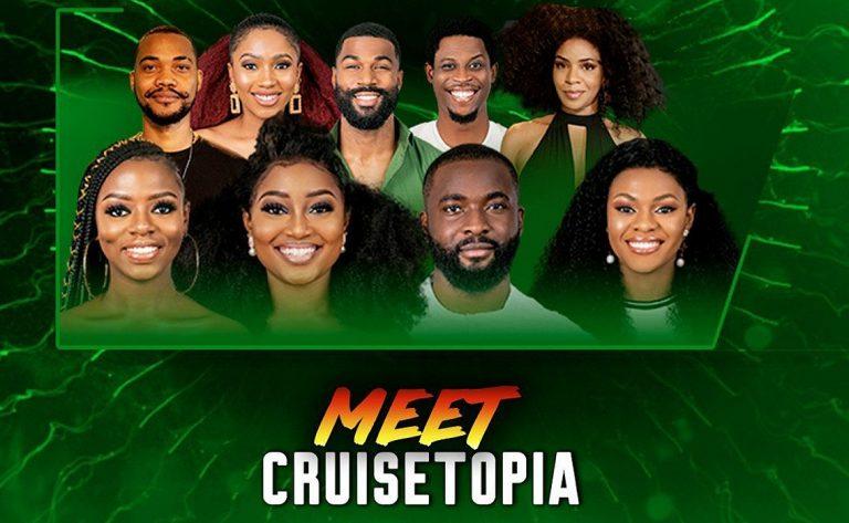 Big Brother Naija 2019: Mike, Mercy, Gedoni, Diane, Jackye, Seyi of Cruisetopia team are up for eviction