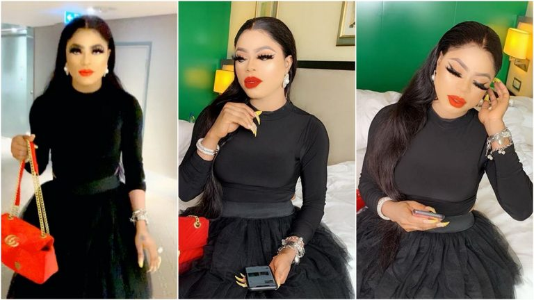 Bobrisky finally tells followers what he does for a living