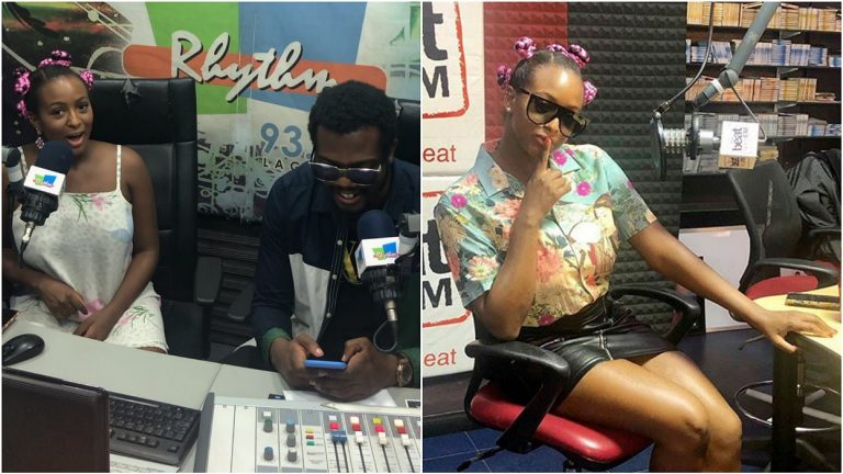 Nigerians start #FreeCuppy campaign for her haters who don't like her style