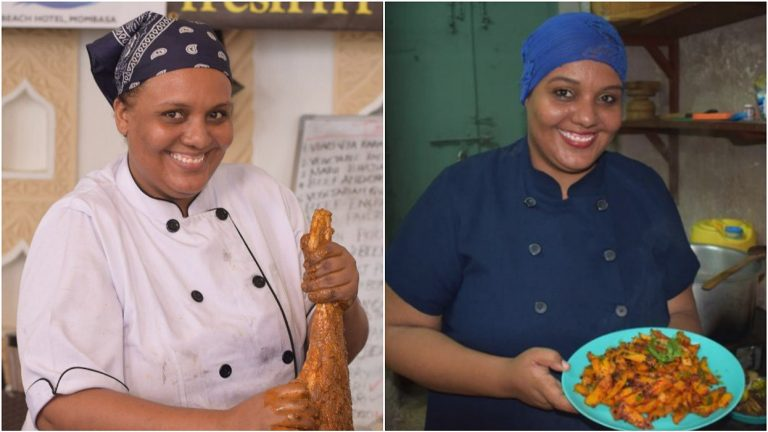 African woman, Maliha breaks Guinness World Record for 75 hours longest cooking time