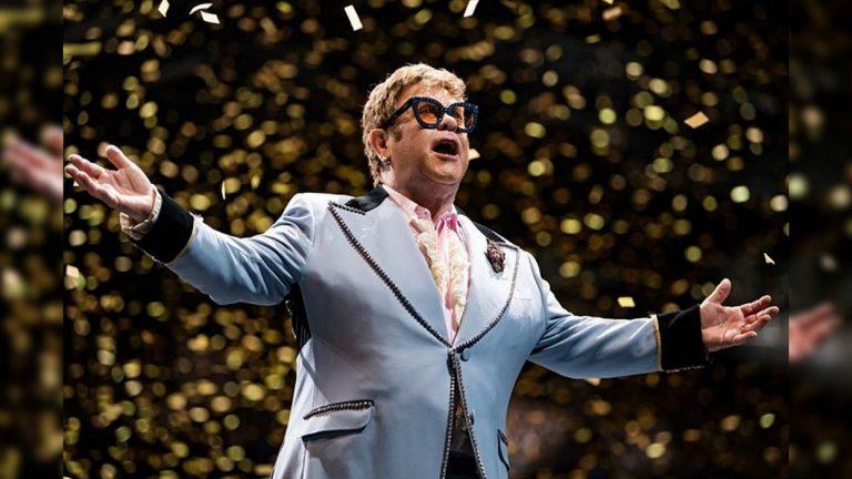 Elton John shouts out to Burna Boy, and Burna gave a hilarious response