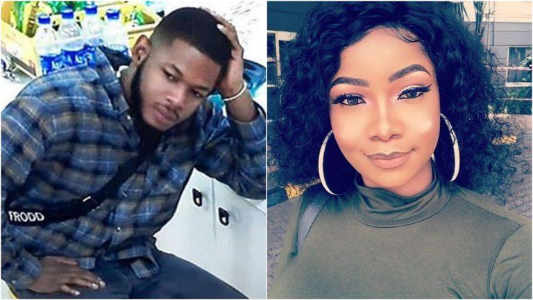 Big Brother Naija 2019: Video of Omashola ignoring the argument between Tacha and Frodd
