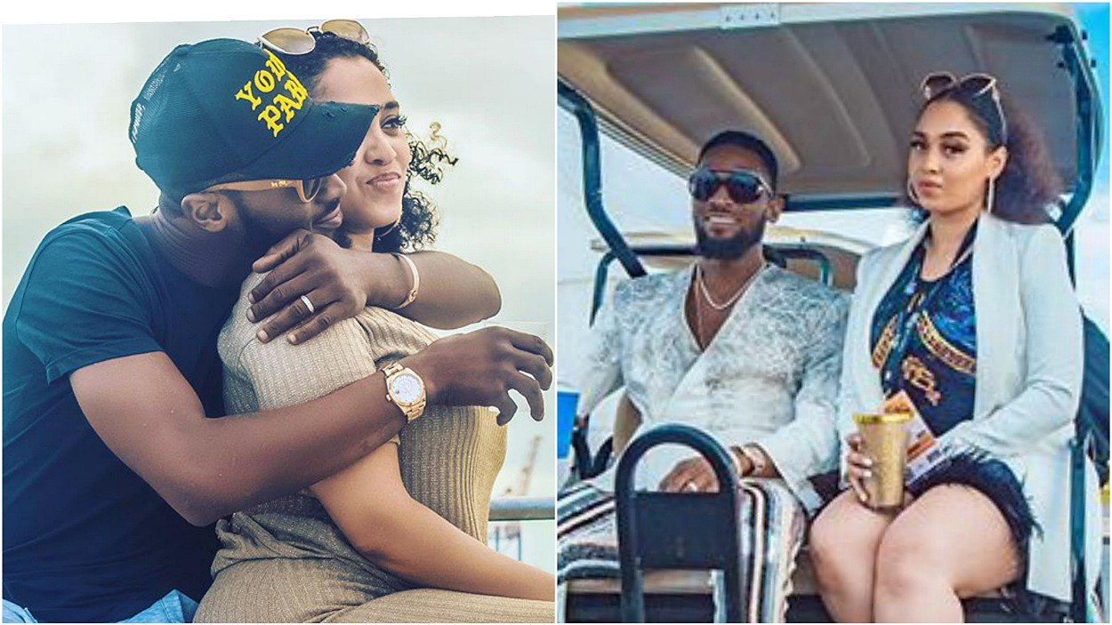 D'banj reveals he will be a dad again in few months