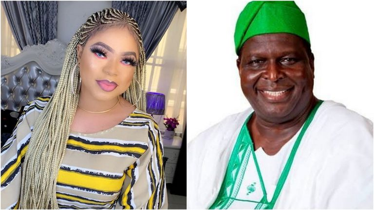 Nigerian parents would not want to see their child become a Bobrisky, he is a national disgrace – NCAC boss, Runsewe