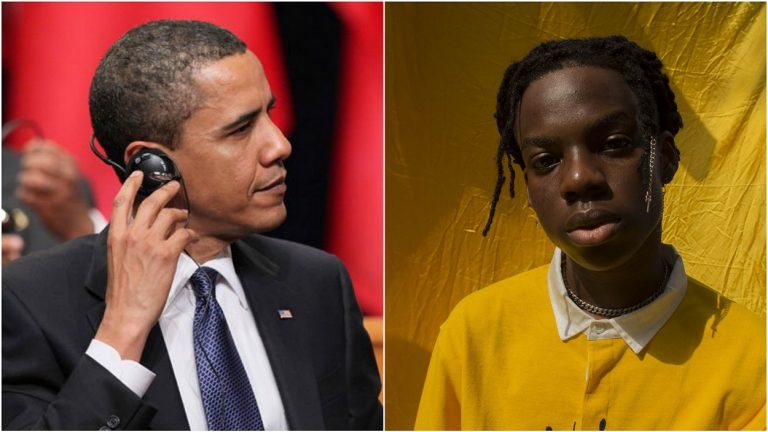 Barack Obama's summer 2019 playlist: Iron Man by REMA makes the list