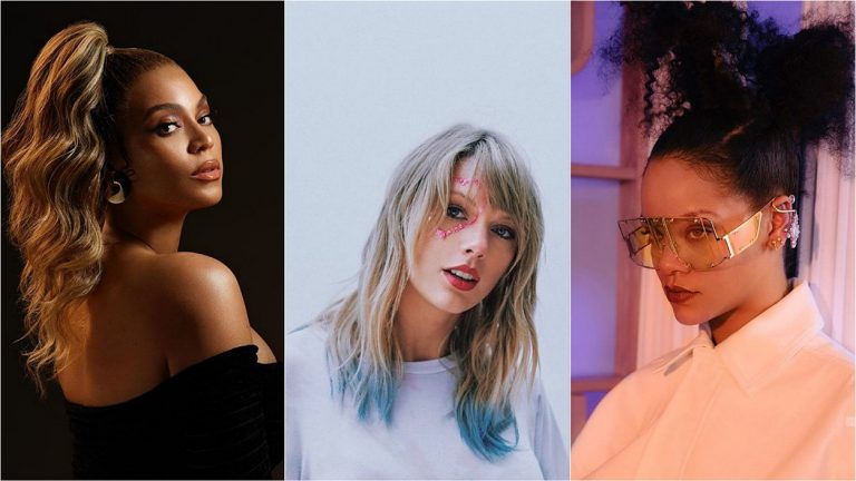 Taylor Swift surpassed Beyoncé and Rihanna as the highest earning female musician