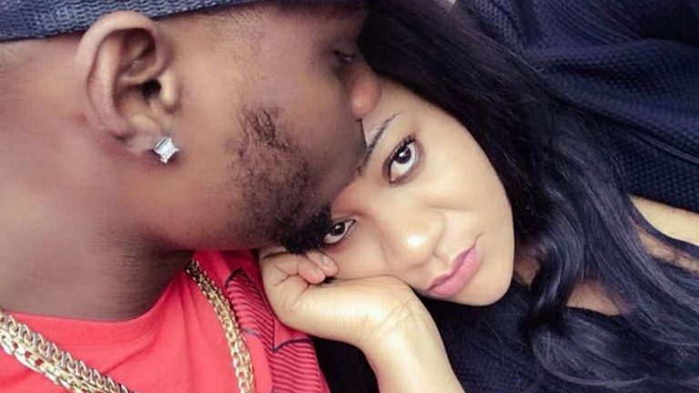 Nollywood actress, Nkechi Blessing is proud to share the video and photo with her boo