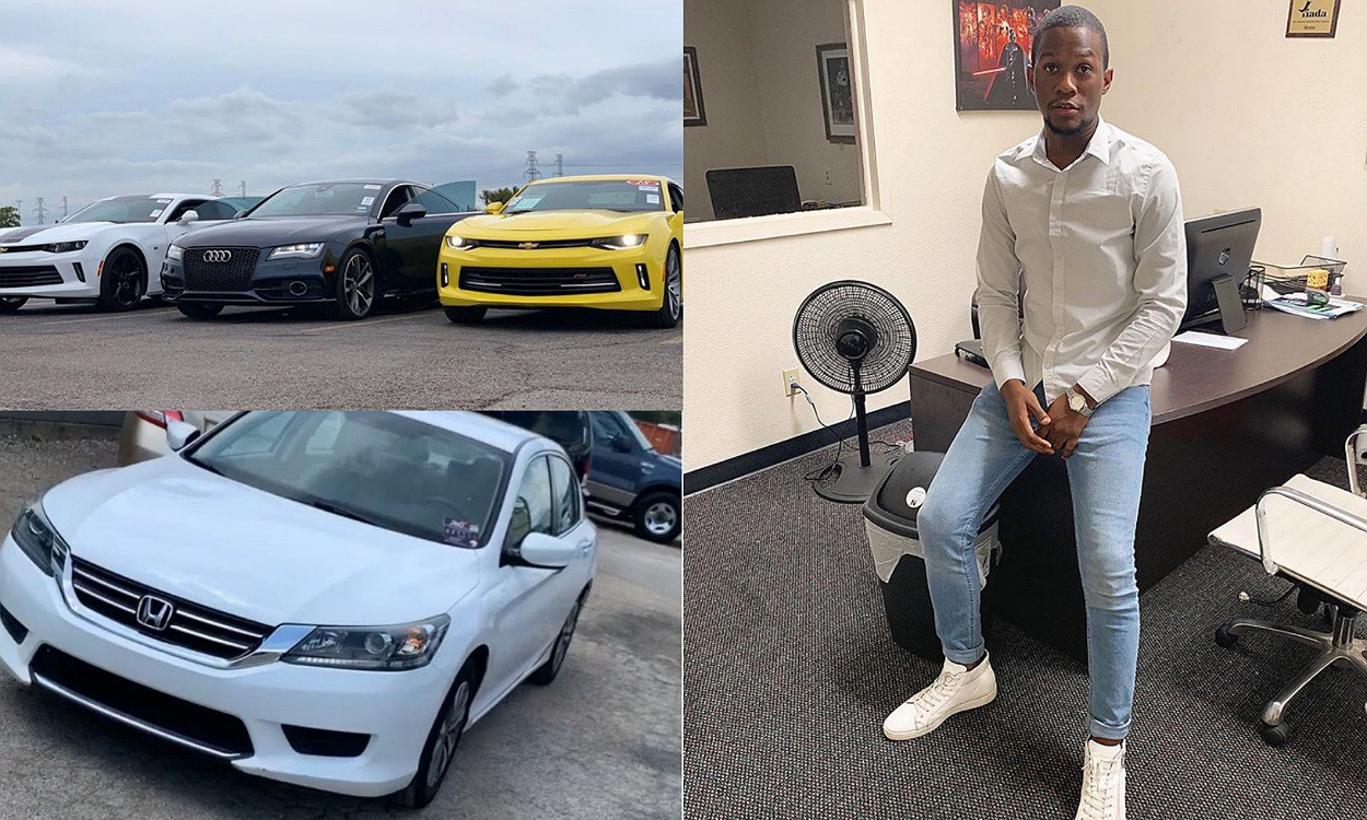 Ubi Franklin certifies Mike Oludoyi of MO Autos the best automobile dealer