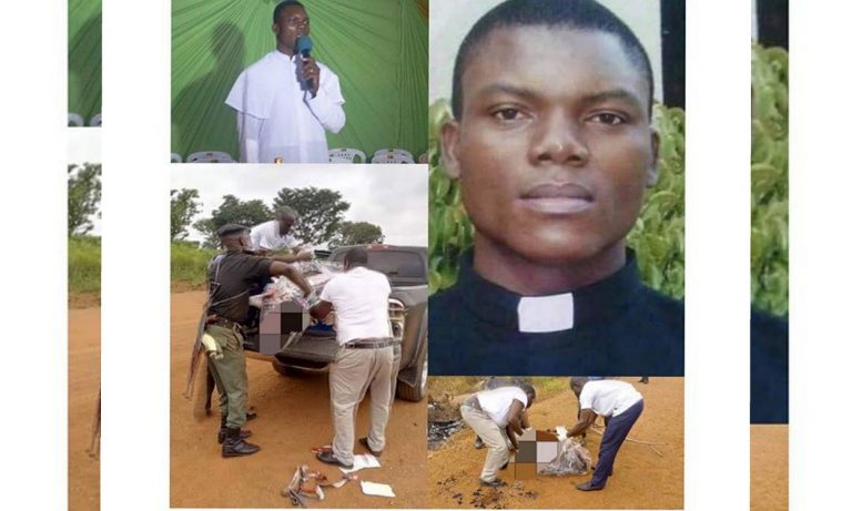 How catholic priest on a mission was set ablaze in Taraba