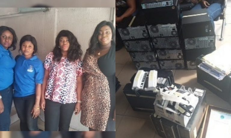 Ponzi business operators arrested over ₦2 billion scam