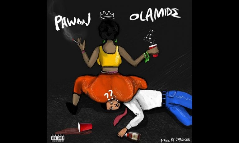 Download Pawon Instrumental – Olamide (Prod. By Hitsound)