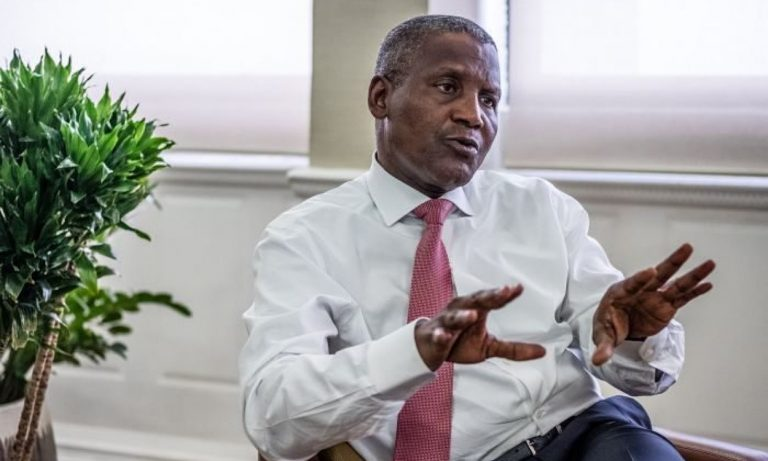 Dangote surprises Africans with his own opinion on xenophobic attacks