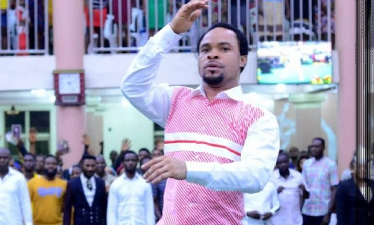 I will bring down your country – Prophet Chukwuemeka tells South Africa in a video