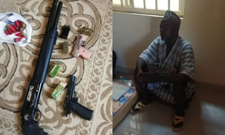 EFCC arrests Ponzi business owners operating with firearms in Kano
