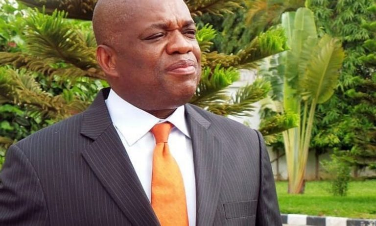 Tribunal dissolves Orji Uzor Kalu's election as Senator