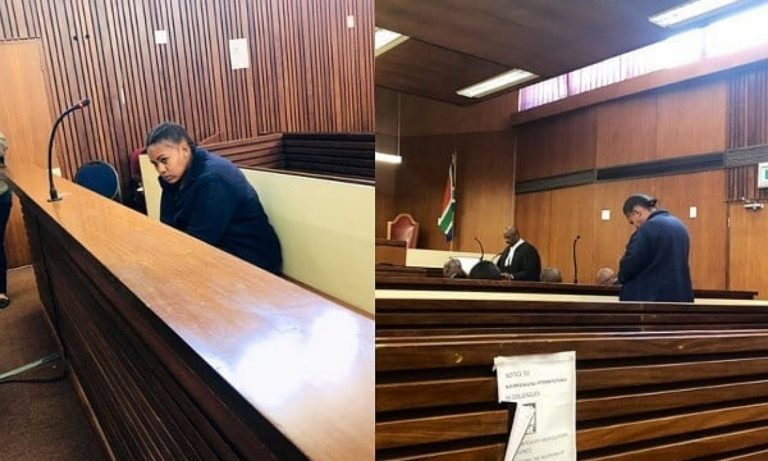 South African Mother pleads guilty to poisoning her four children