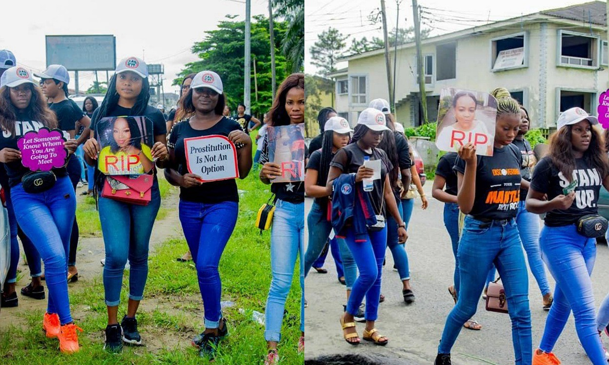 A serial killer is on the loose in Port Harcourt, #ProtectPHGirls trends on Twitter