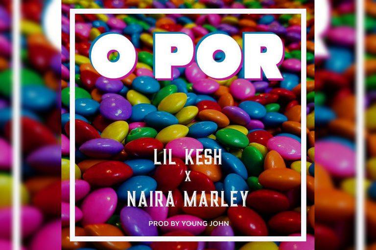 Download Instrumental Lil Kesh – O Por ft. Naira Marley (Prod. By Mykah)