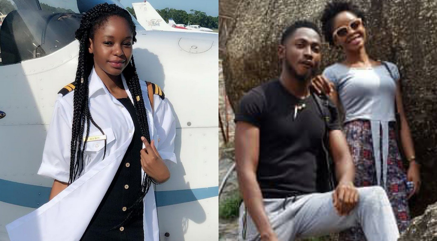 BBNaija 2018 winner Miracle celebrates his girlfriend's day, shares photo of them 9 years ago