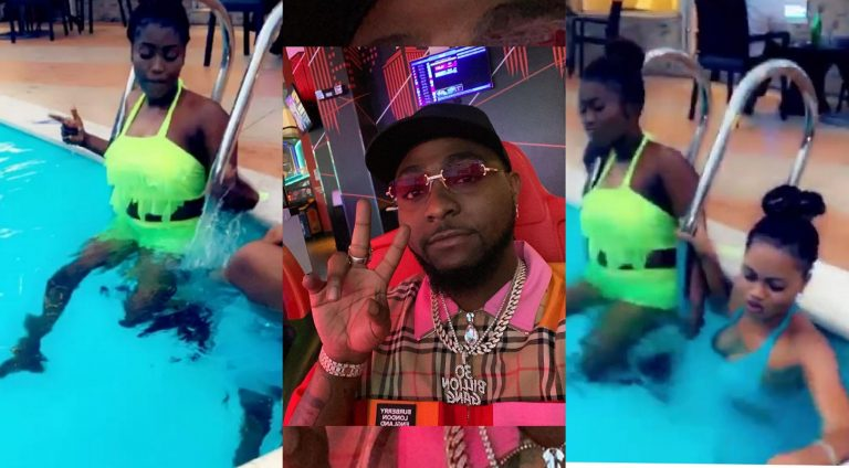 Davido shares video of his accusers 'vibing' to his latest song Risky; fans ask if their arrest was a stunt